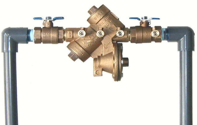 Backflow Prevention and Service by Sawyer Sprinkler Service